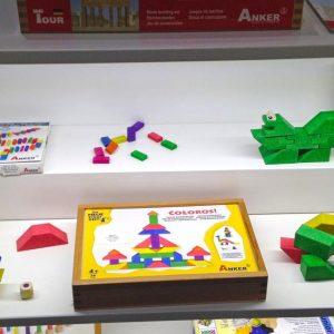 Anchor Junior Stone Block Puzzles Nuremberg 2015