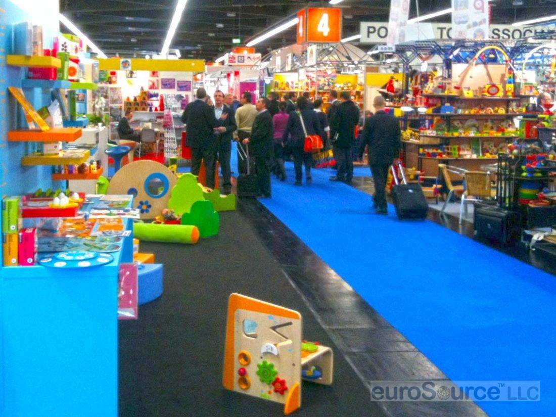 Busy Wooden Toy Isle Nuremberg 2012