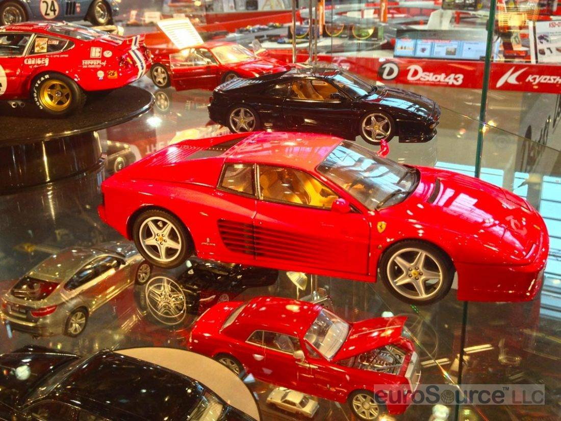 Ferrari Diecast Toy Cars