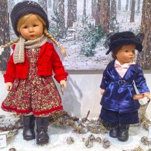 Kathe Kruse Astrid Kathe Collector Dolls Nuremberg 2016