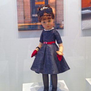 Kathe Kruse Audrey Collector Doll Nuremberg 2015