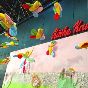 Kathe Kruse Booth Butterflies Nuremberg 2014