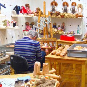 Kathe Kruse Booth Doll Making Nuremberg 2014