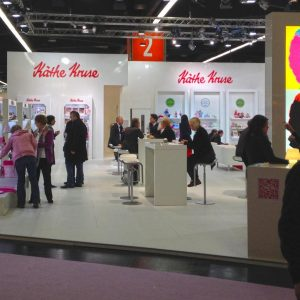 Kathe Kruse Booth Entrance Nuremberg 2015
