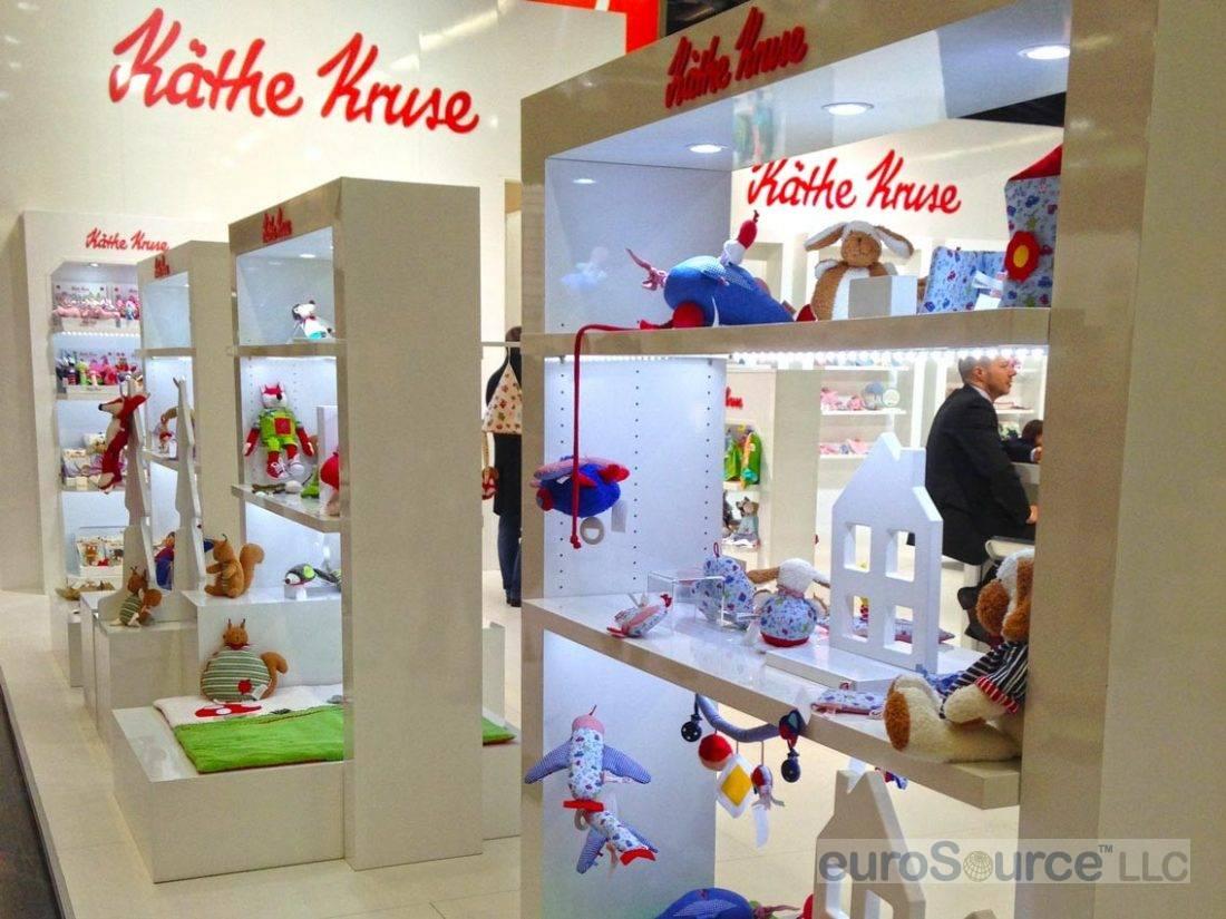 Kathe Kruse Booth Side Nuremberg 2015