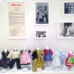 Kathe Kruse Clothing Display Nuremberg 2015