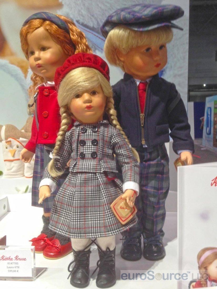 Kathe Kruse Collector Dolls New York 2017