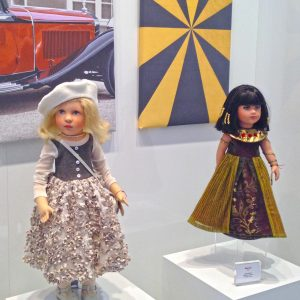Kathe Kruse Faye Liz Collector Dolls Nuremberg 2015