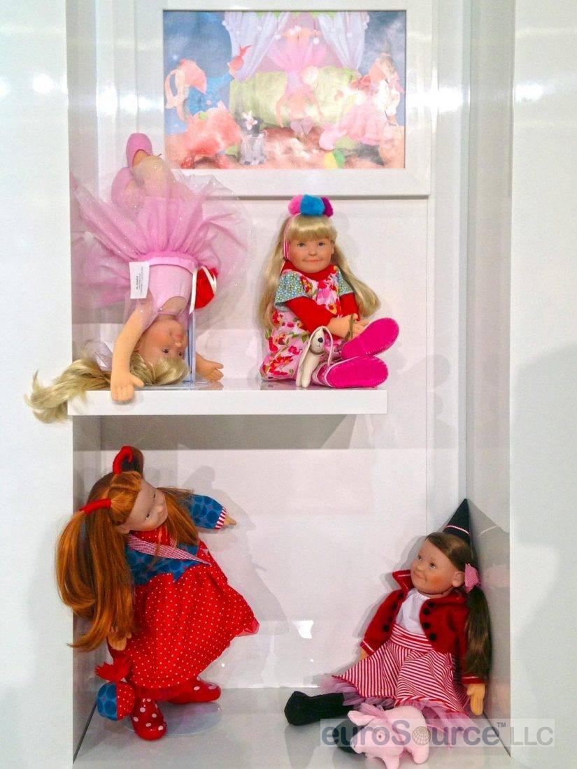 Kathe Kruse Lolle Dolls Nuremberg 2015