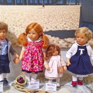 Kathe Kruse Max Caroline Katharina Collector Dolls Nuremberg 2016