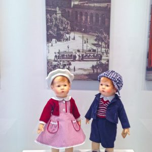 Kathe Kruse Pony Emil Collector Dolls Nuremberg 2015