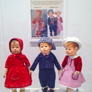 Kathe Kruse Puppe 1 Old New Collector Dolls Nuremberg 2015