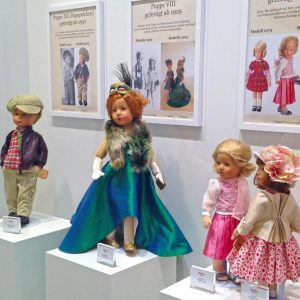 Kathe Kruse Robert Zara Grace Mia Collector Dolls Nuremberg 2015