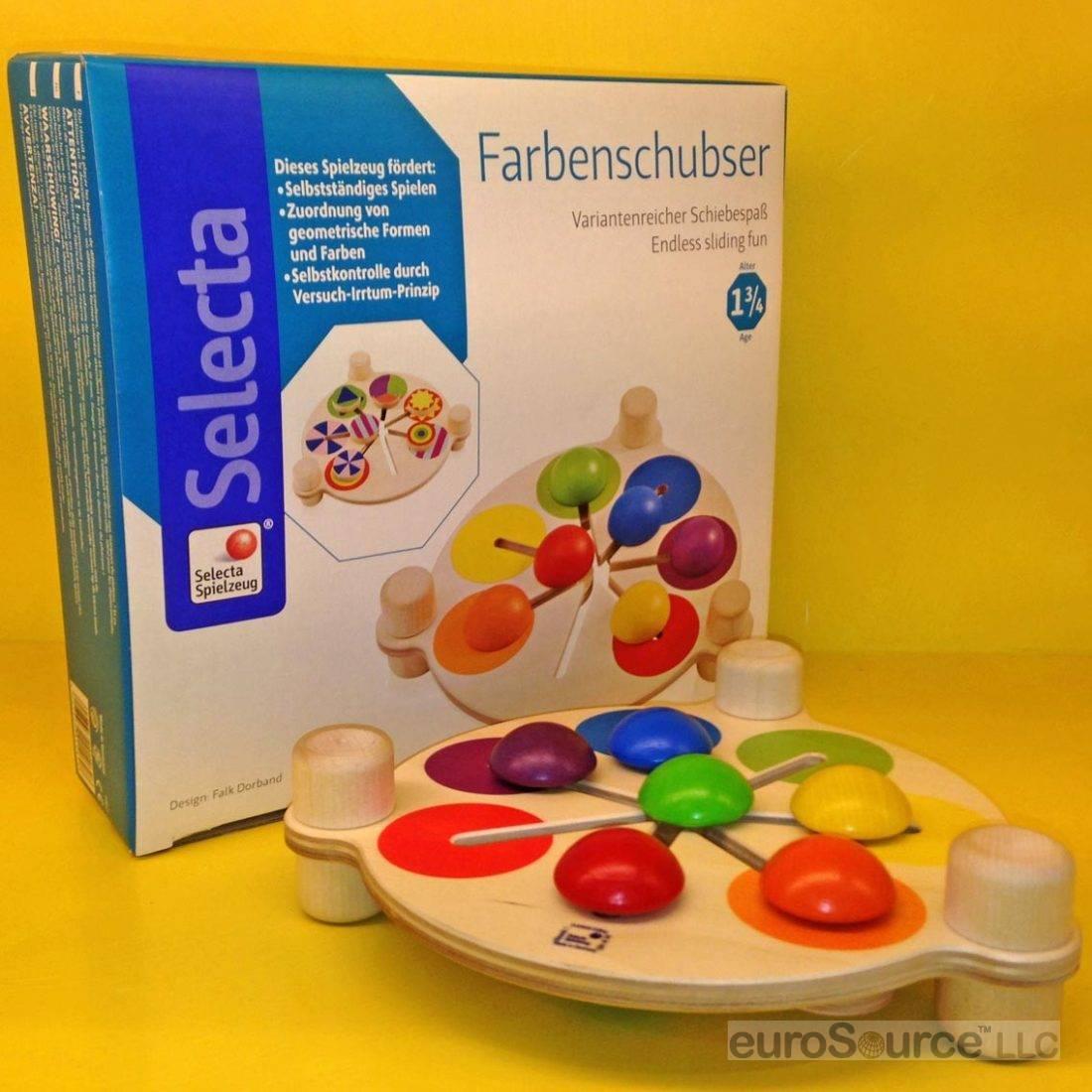 Selecta Farbenschubser Nuremberg 2014
