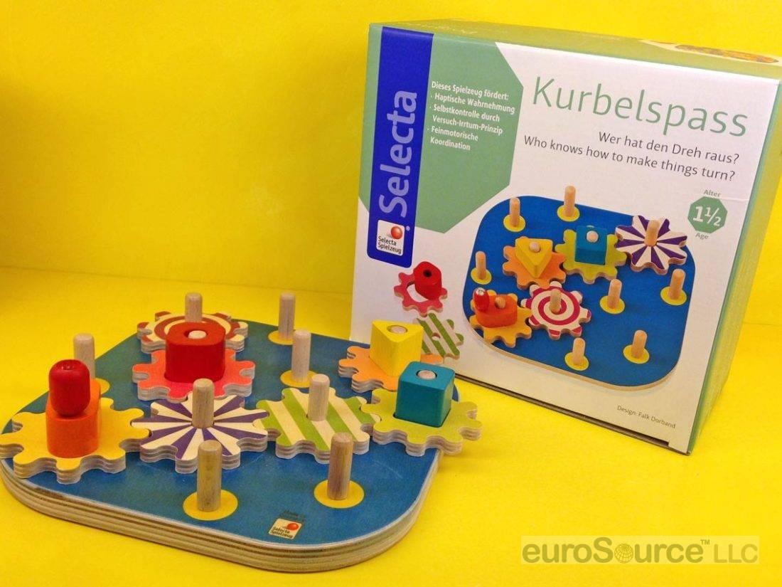 Selecta Kurbelspass Nuremberg 2014