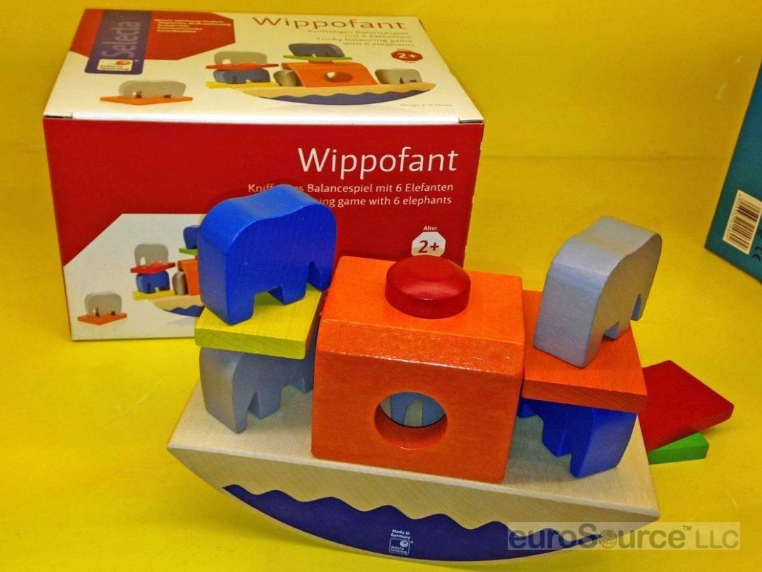 Selecta Wippofant Nuremberg 2014