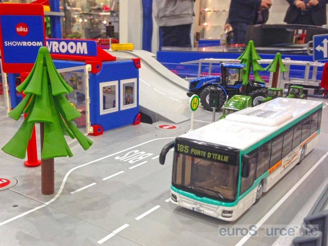 Siku Booth Bus Nuremberg 2016