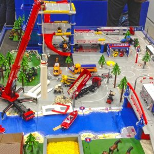 Siku Booth Model Display Nuremberg 2016