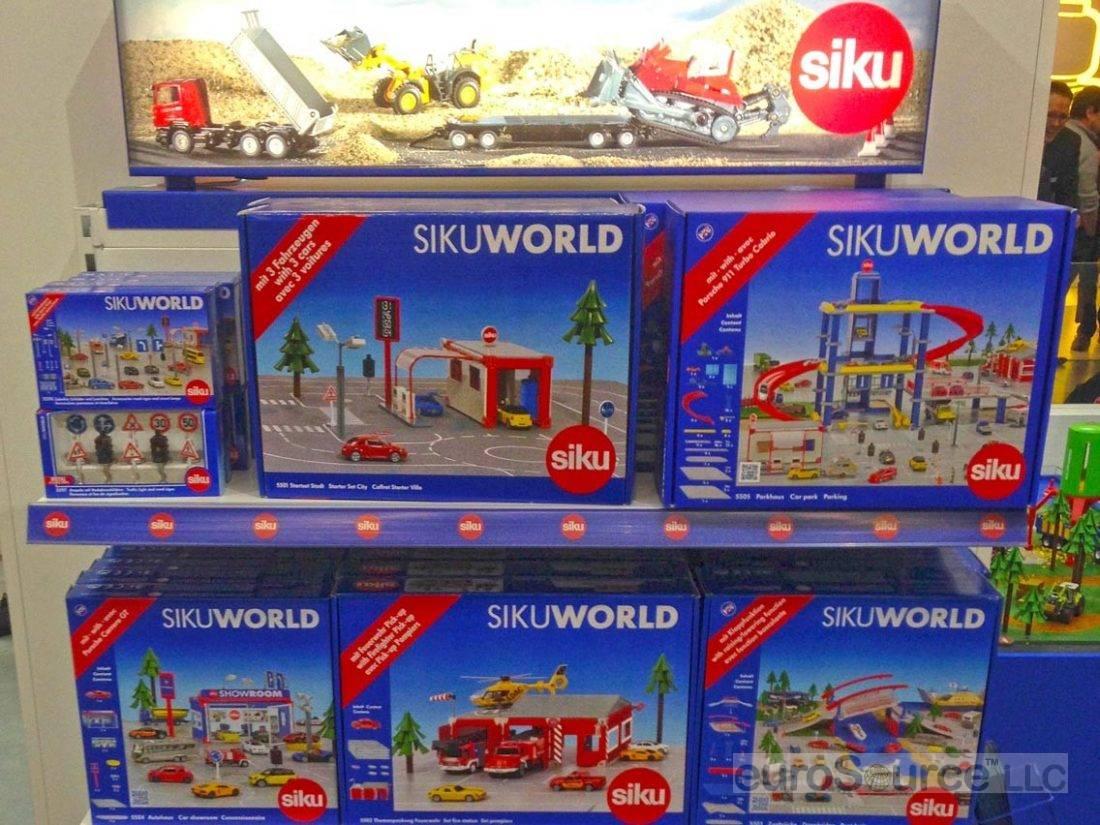 Siku Booth World Display Nuremberg 2016
