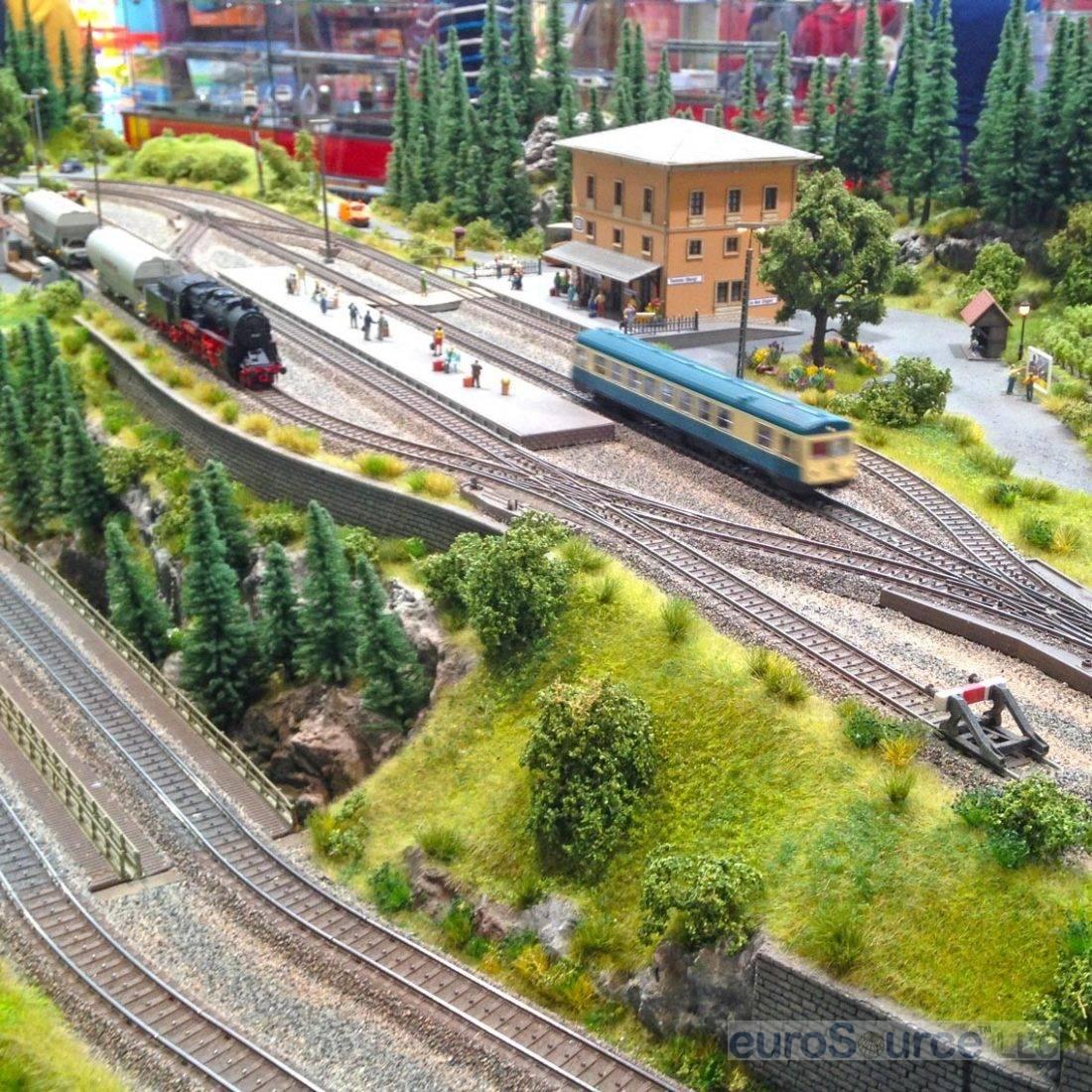 Train Display 2 Nuremberg 2016