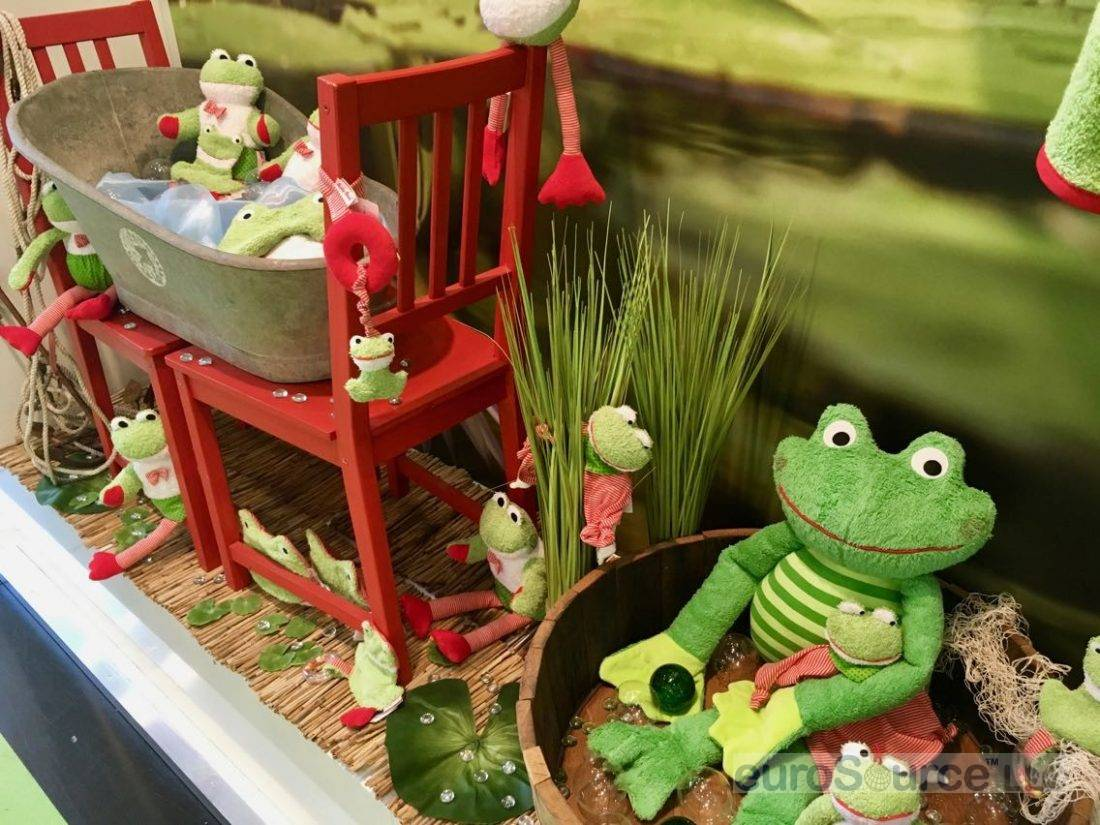 Kathe Kruse Frogs Nuremberg 2018