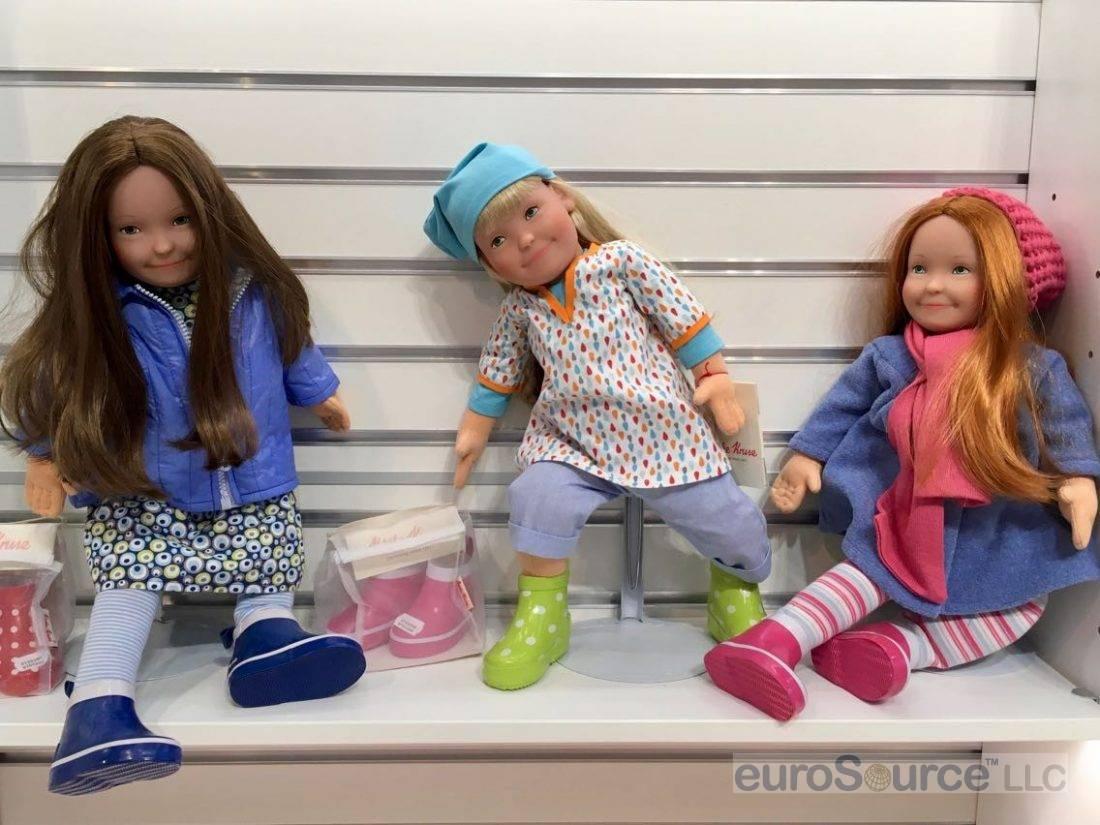 Kathe Kruse Lolle Dolls Nuremberg 2018