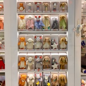 Kathe Kruse Soft Toys Selection Nuremberg 2018