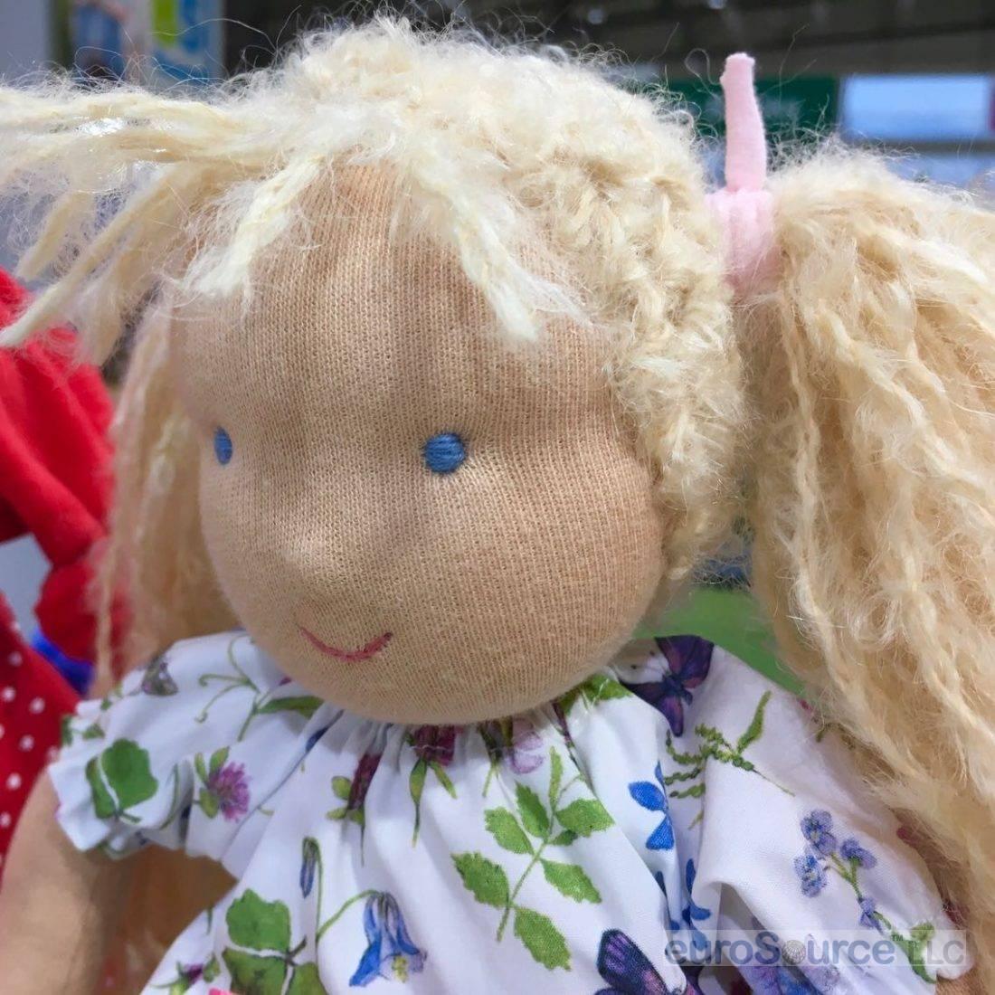 Kathe Kruse Waldorf Doll Face Nuremberg 2018