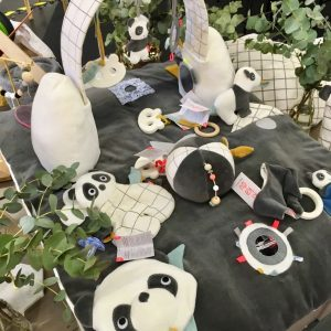 Kikadu Panda Soft Toys Nuremberg 2018